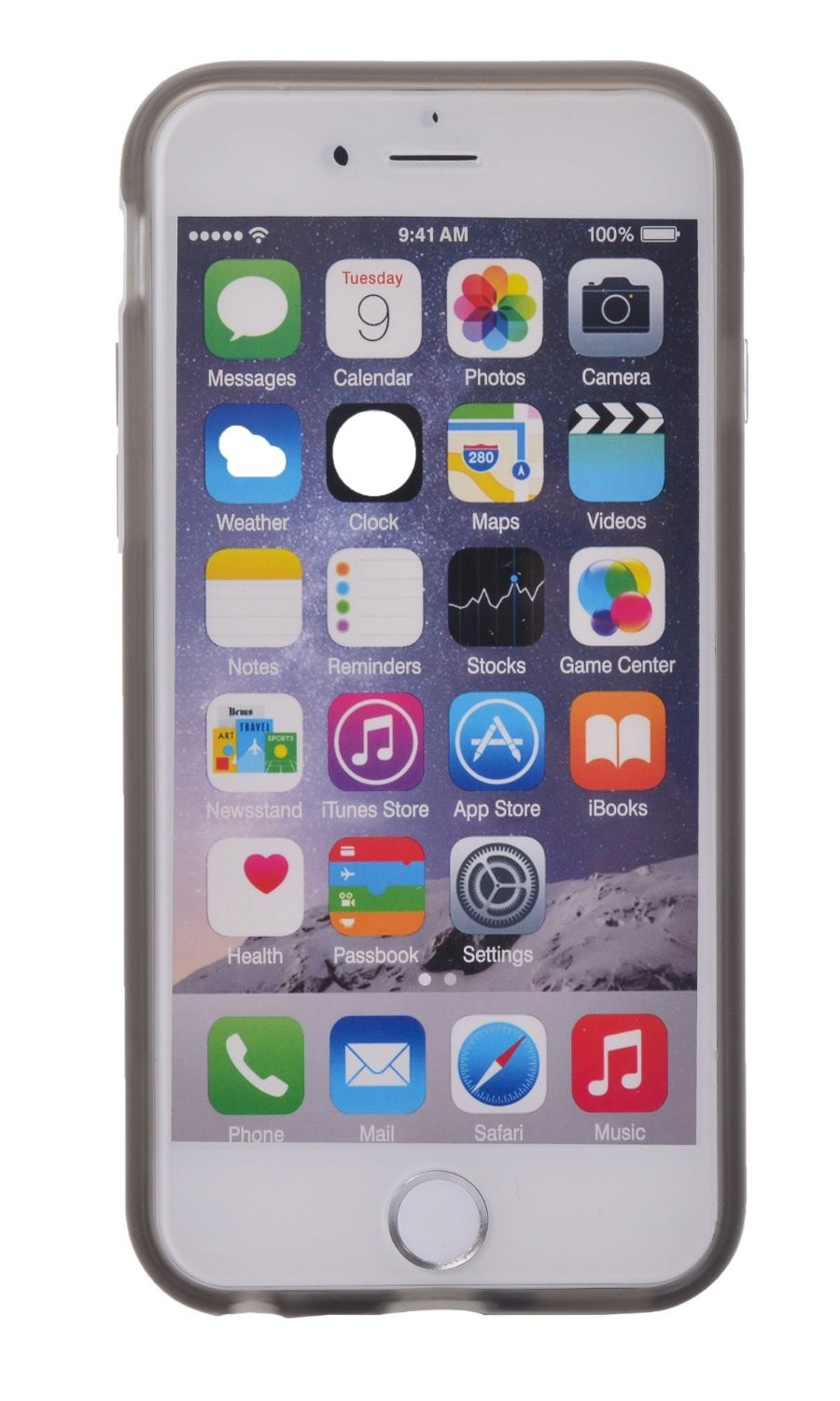 "LifeBox iPhone 6 Plus Case 5.5"" iPhone 6 Plus 5.5"" Bubble"